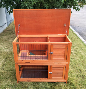 My Pet Companion 2 Story Rabbit Hutch