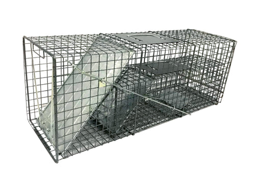 Two Piece Animal Trap