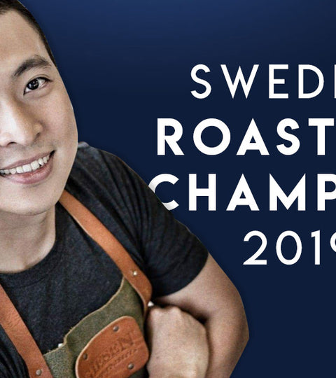 Swedish Coffee Roasting Championships 2019