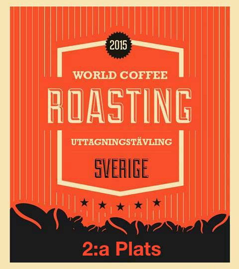 Swedish Coffee Roasting Championship 2015