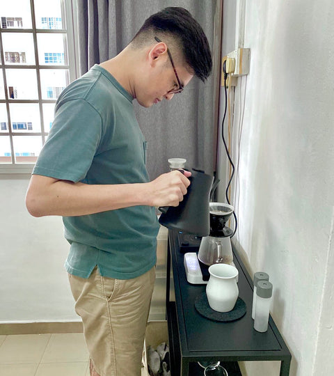 Brewer Profile: Saun Tan