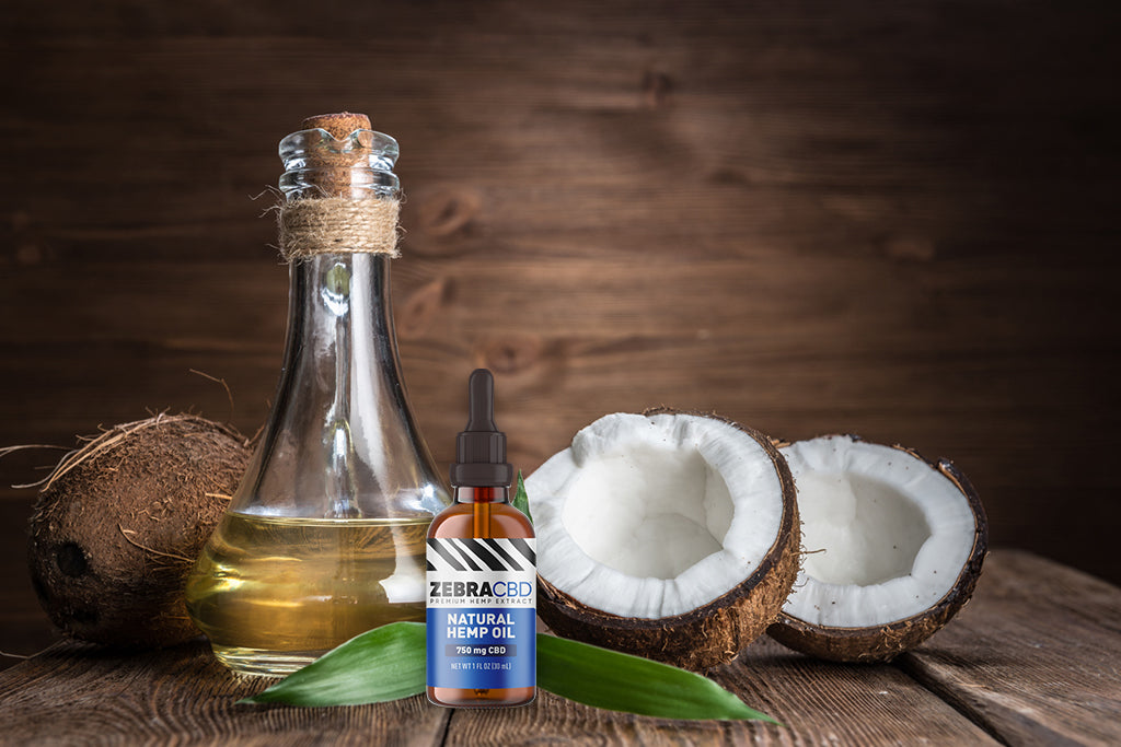 How to Choose a CBD Carrier Oil For Optimal Benefits