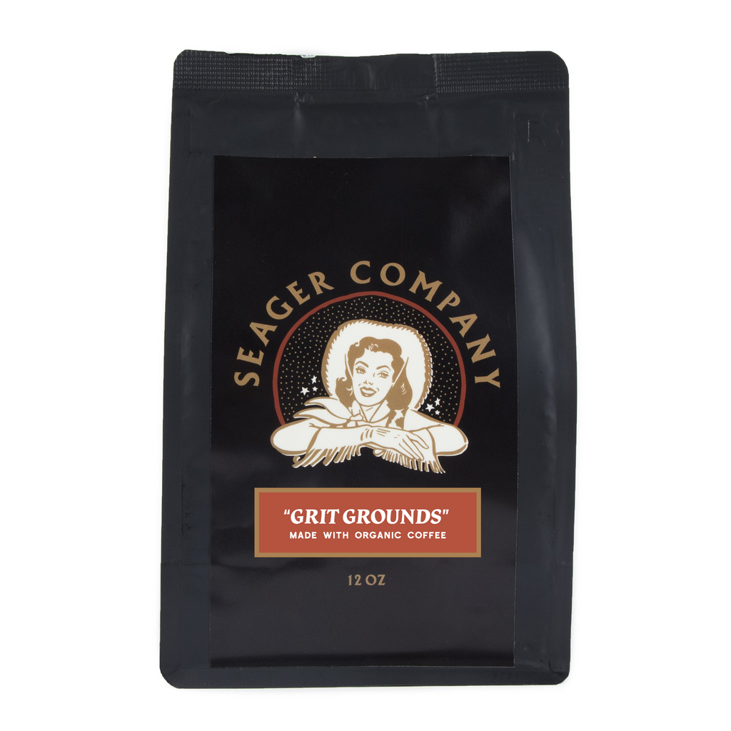 Grit Grounds Coffee (12oz)
