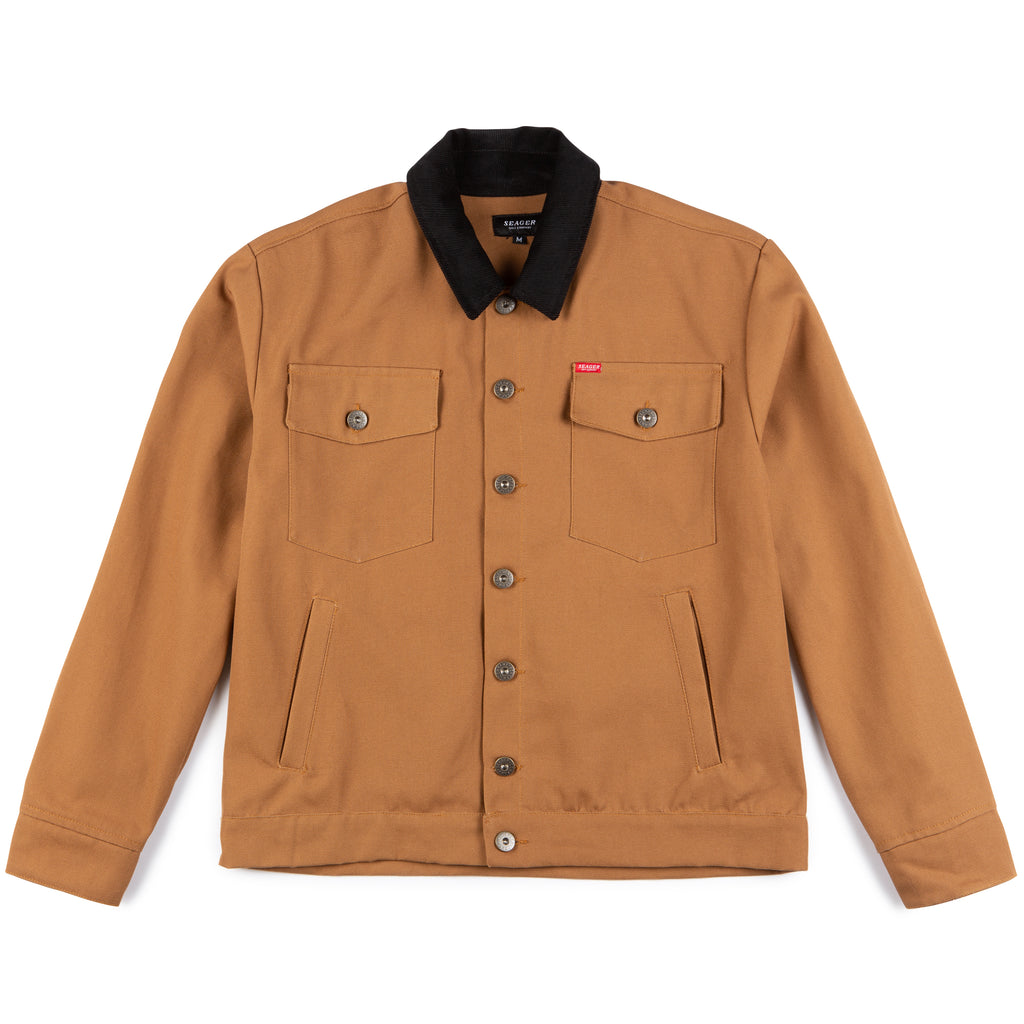 Ranch Canvas Jacket Coyote Brown