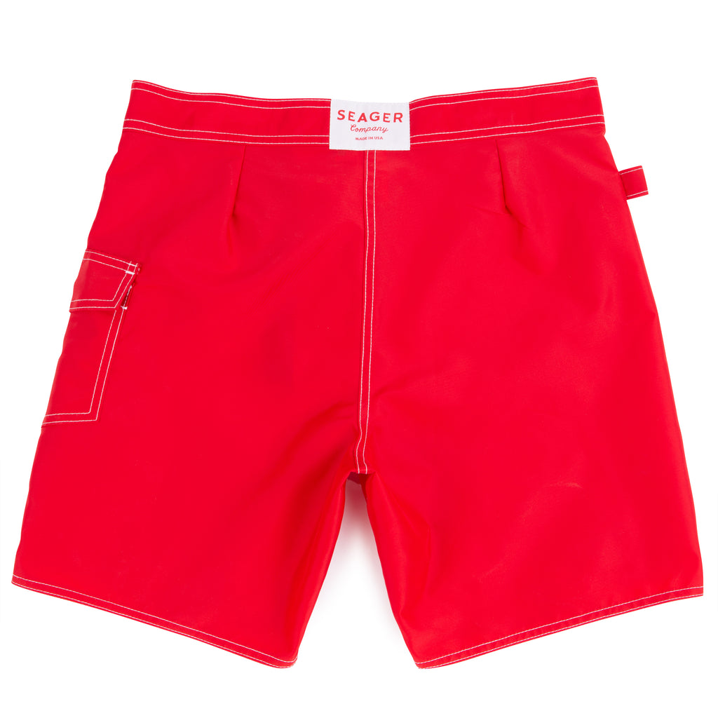 Patrol Trunks Guard Red