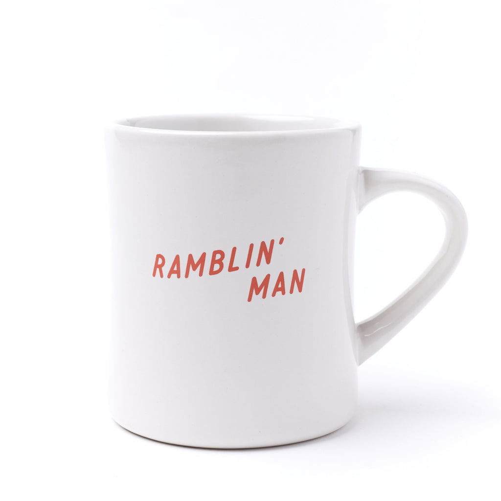 Ramblin' 12oz Diner Mug