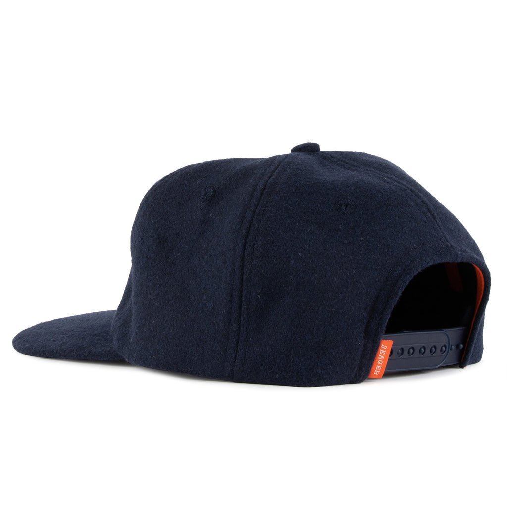 Era Wool Ballcap Navy