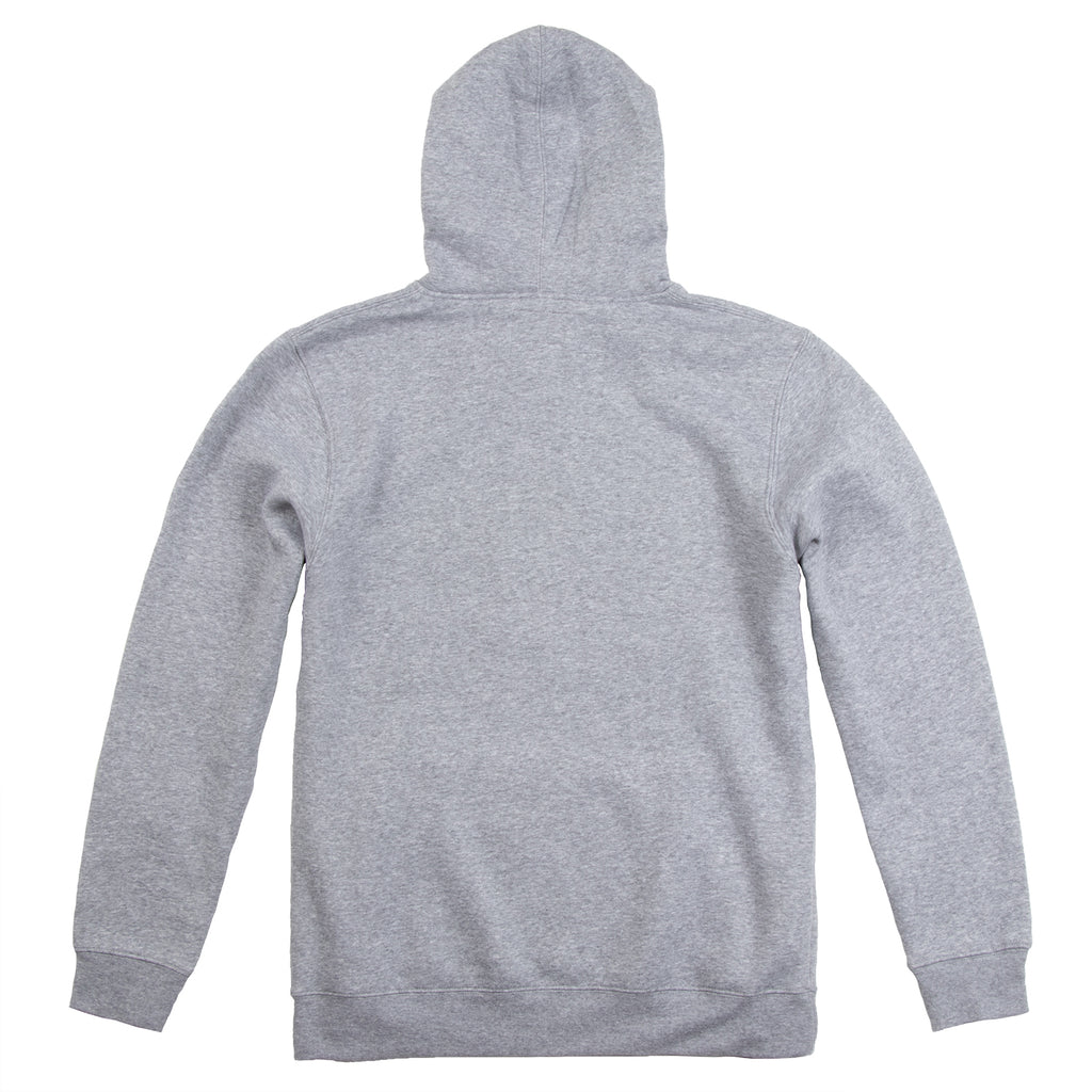 Company Hoodie Heather Grey