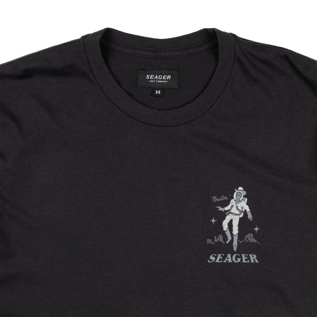 Space Cowboy Tee Graphite