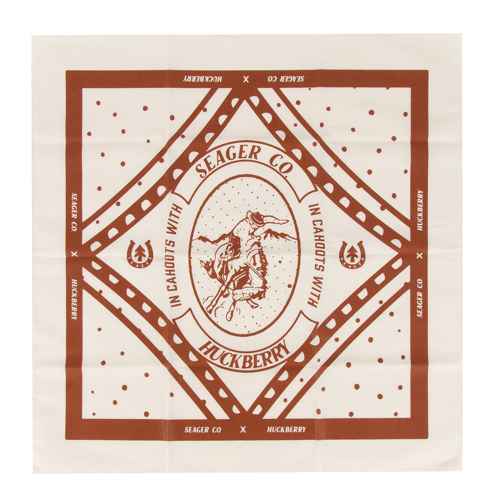 Seager x Huckberry Rodeo Bandana (2-pack)