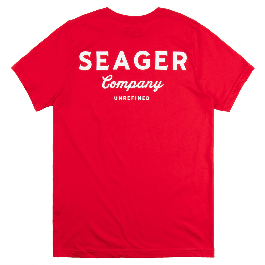 Company Tee Classic Red