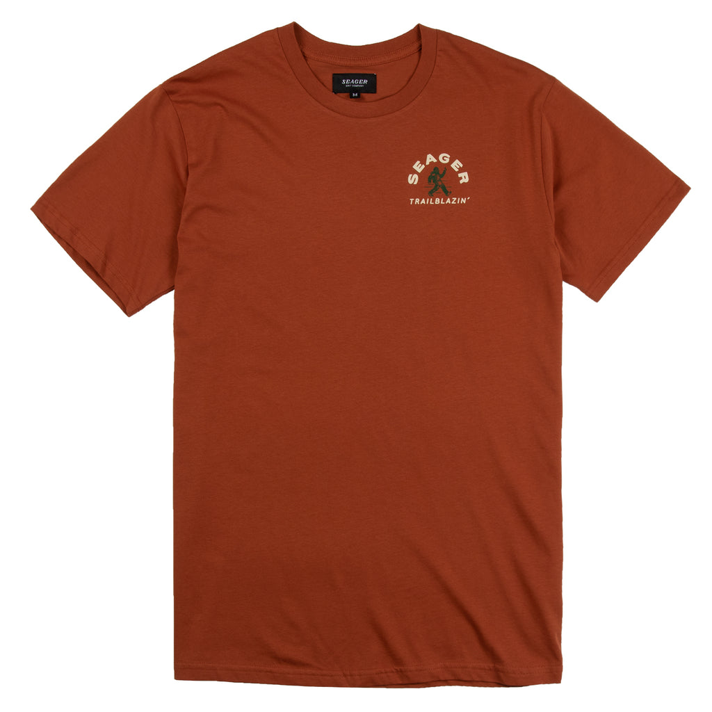 Trailblazin' Tee Copper