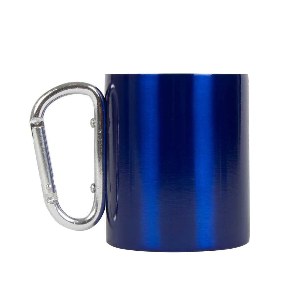 10oz Carabiner Camp Mug Royal