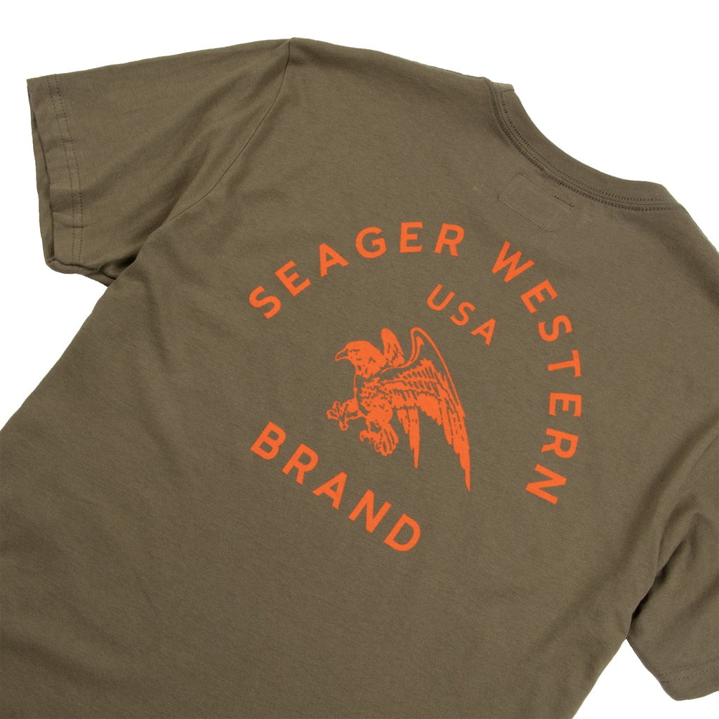 Winchester Tee Military Green