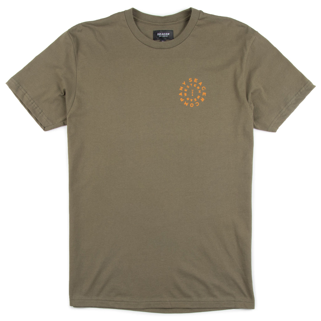 Revolver Tee Military Green