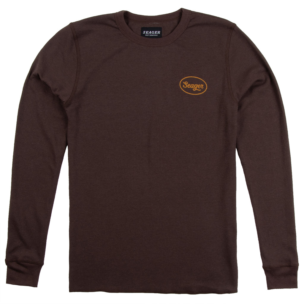 Russ Base Layer Thermal Brown