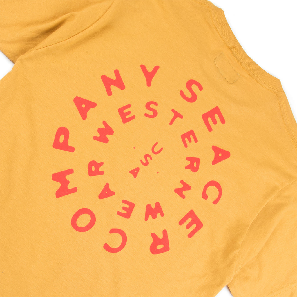 Revolver Tee Washed Yellow