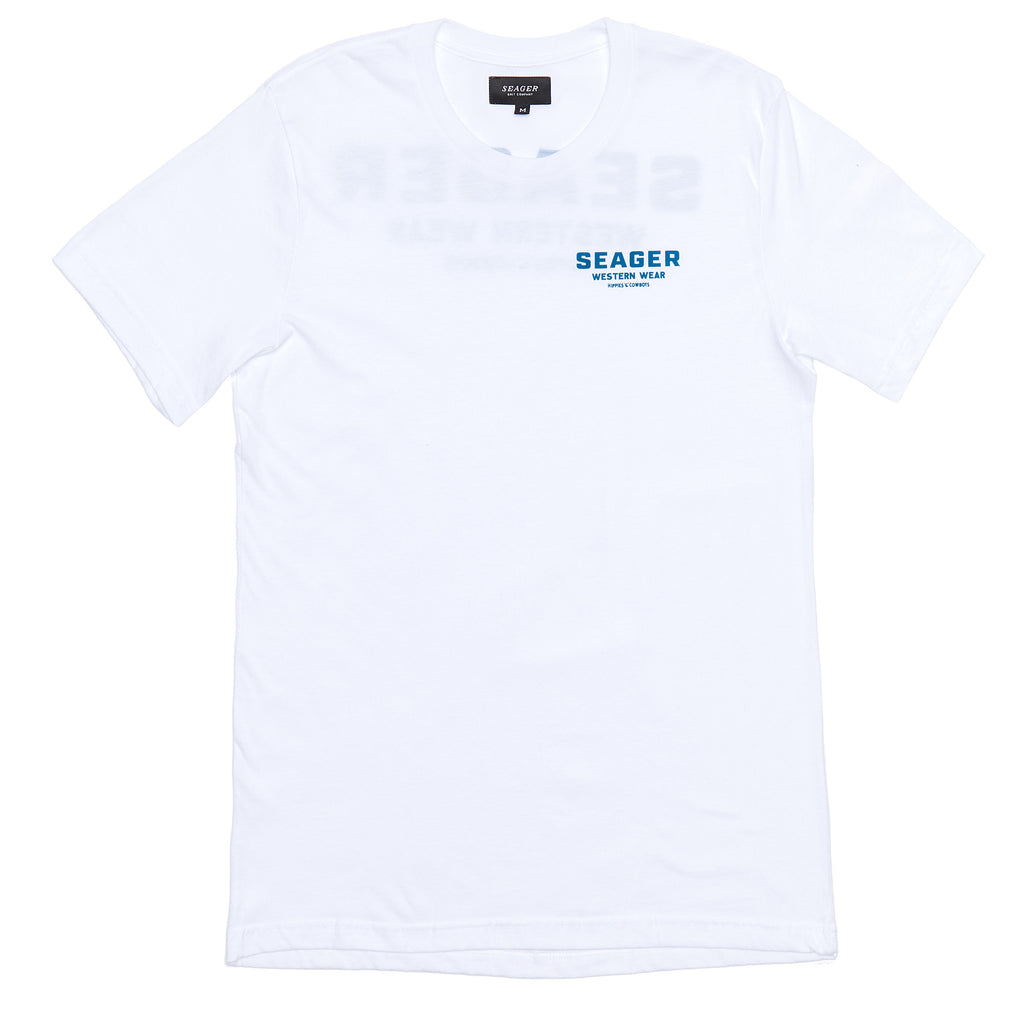 Jinks Tee White