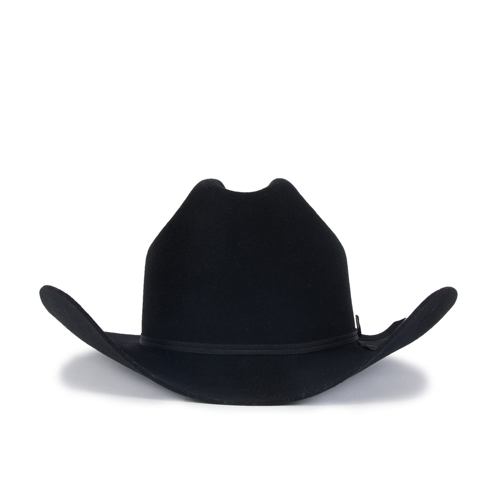 Longhorn 4X Hat Black
