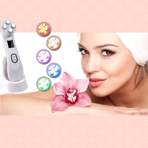 Rejuvenescedor Facial Beauty Skincare - Original