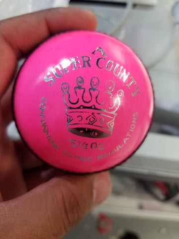Phat Super County Cricket Hard Ball