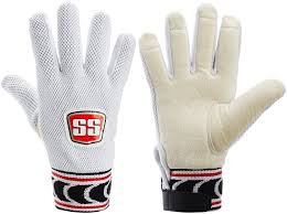 SS/TON SUPER TEST (Chamoise Padded) Wicket Keeping Inners