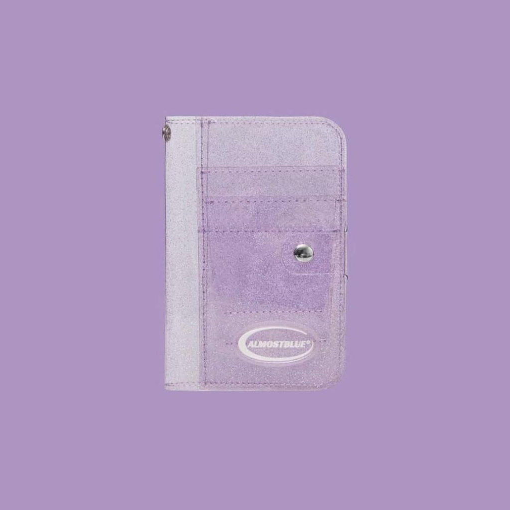 Almost Blue Passport Wallet