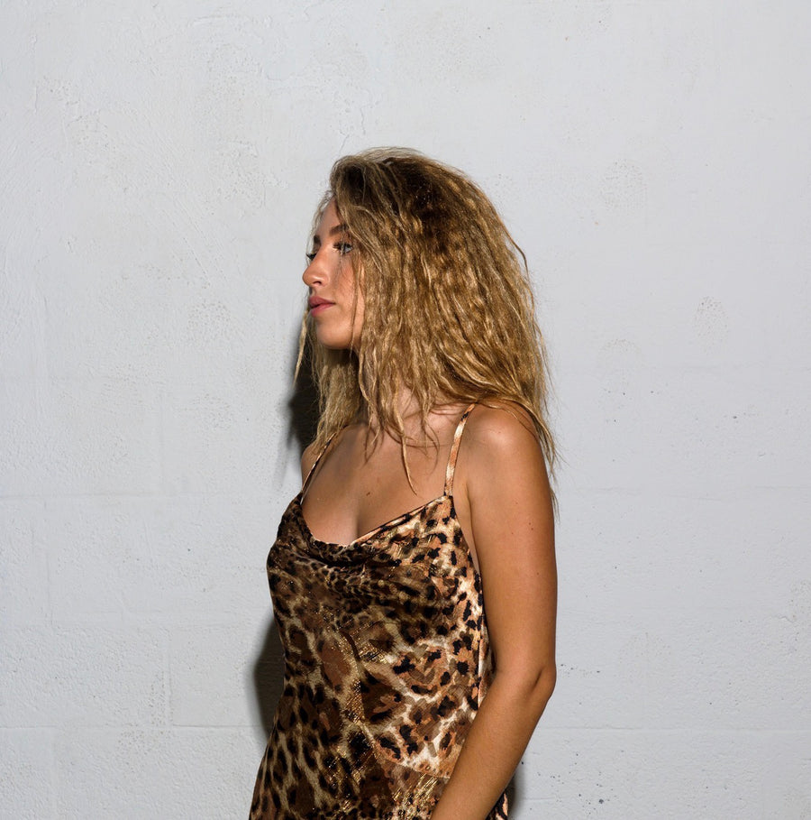 'Wild Nights' Slip Dress