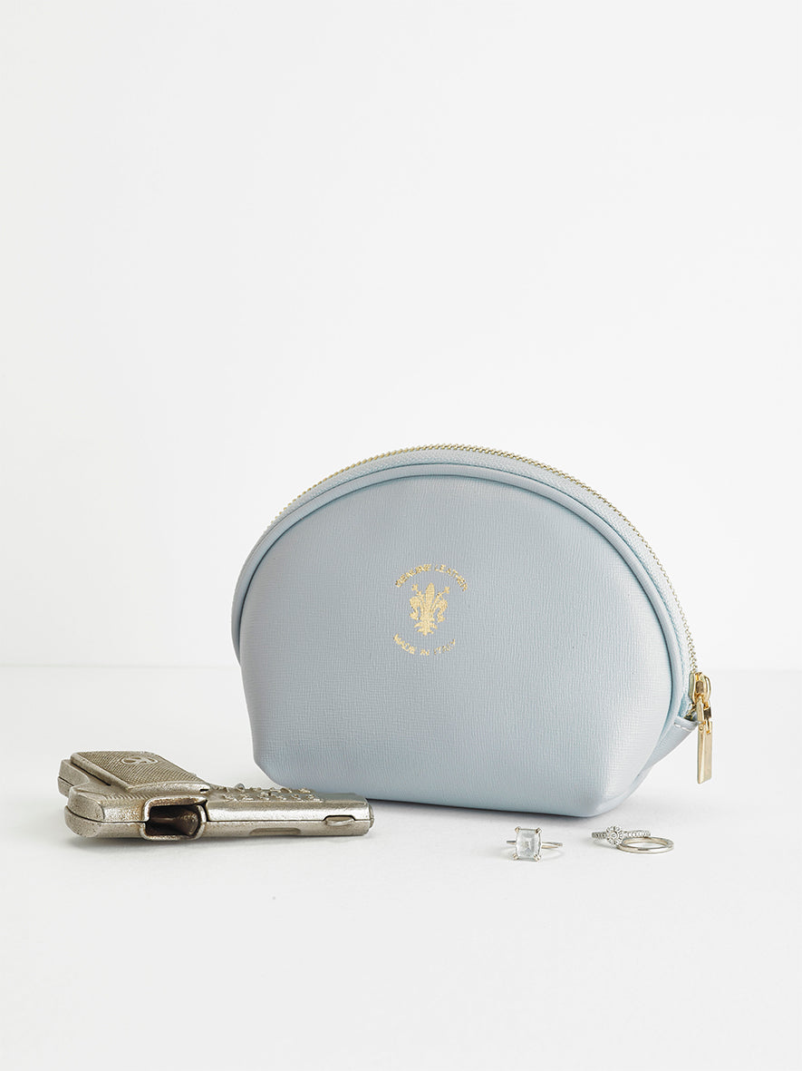 Zippy Case, Powder Blue