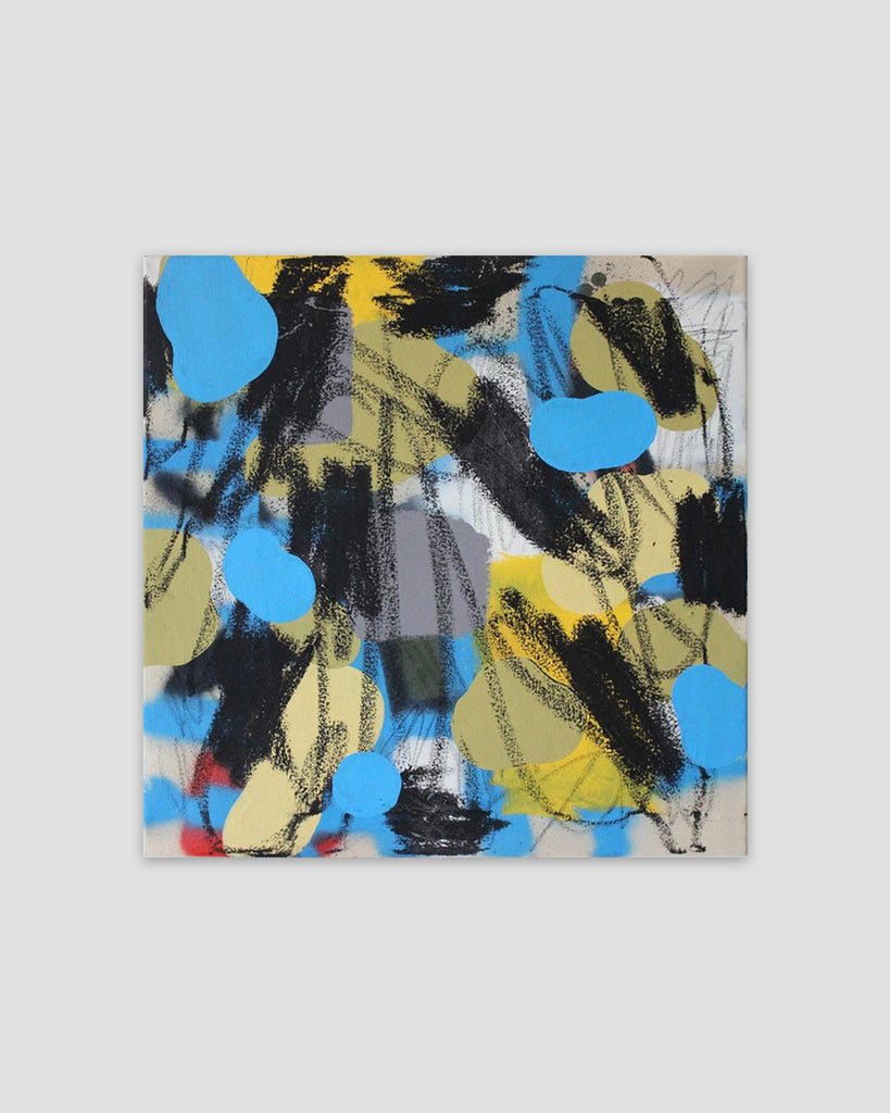 Untitled Abstract Camo #1, 2014