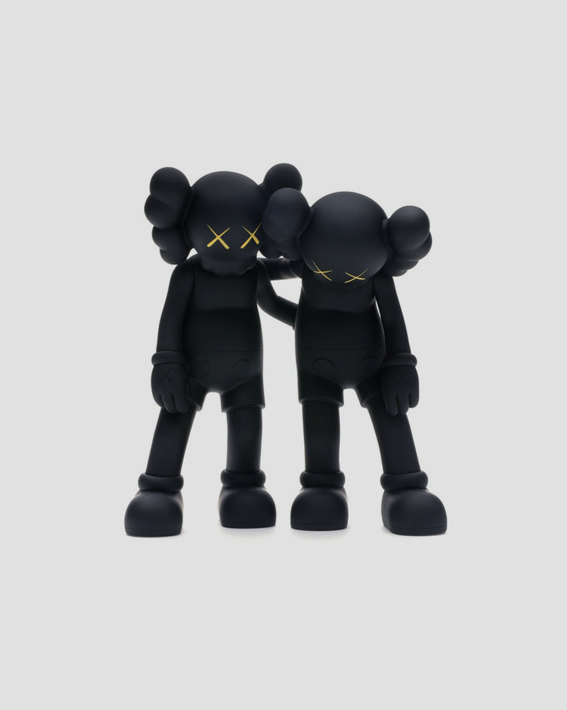 Along The Way Vinyl Figure Black, 2019