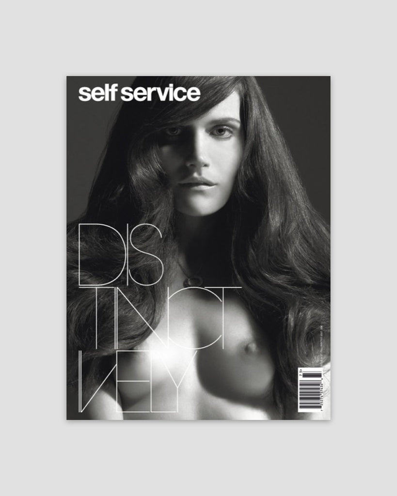 SELF SERVICE N° 27, Fall/Winter 2007