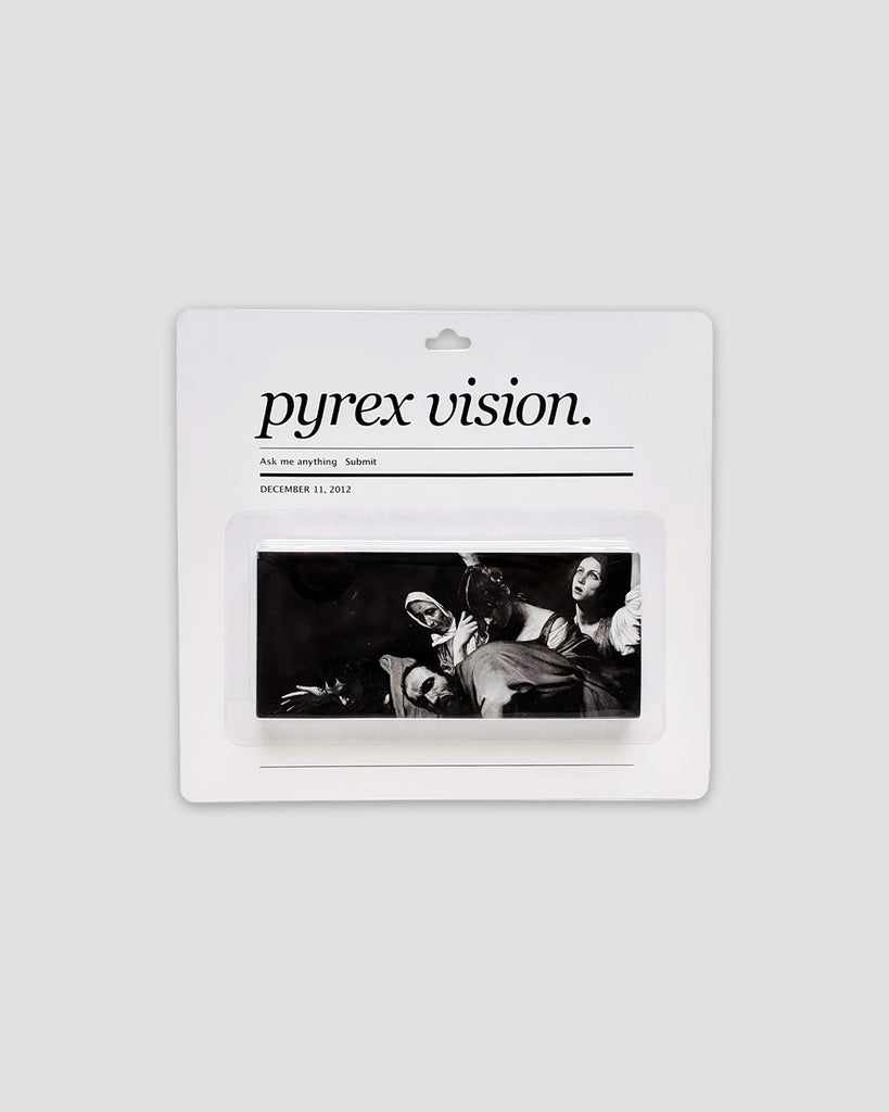 A Team with No Sport: Virgil Abloh Pyrex Vision Flip Book, 2019