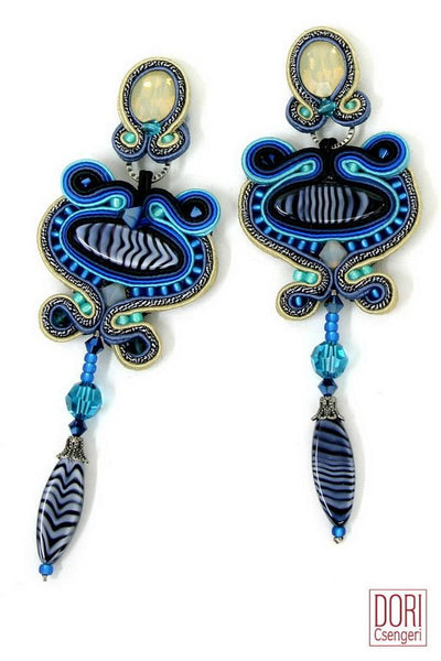 Icarus Dangle Earrings
