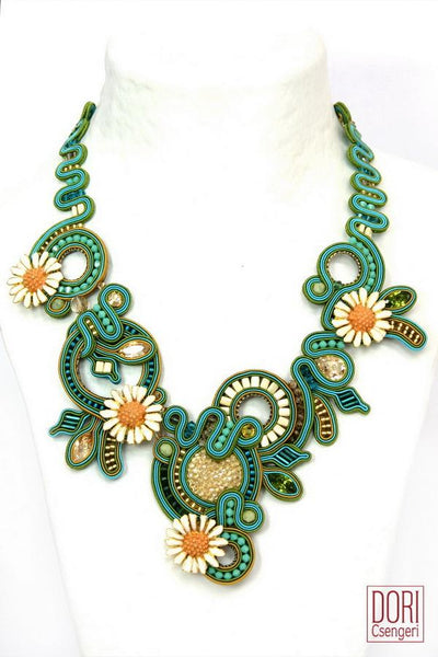 Capri Statement Necklace
