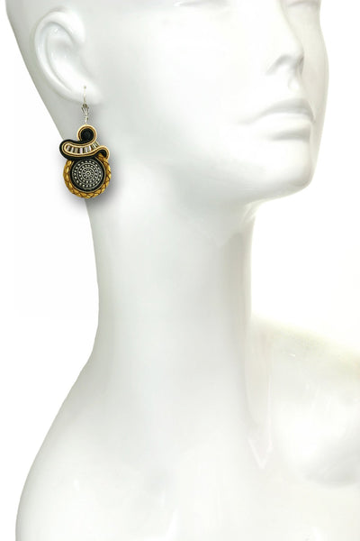 Africa Unique Casual Earrings