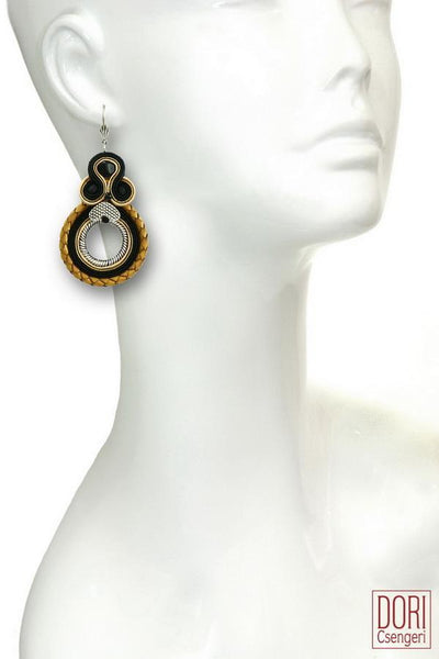 Africa Day To Evening Earrings