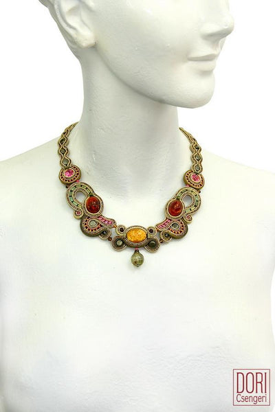 Aimee Classic Necklace