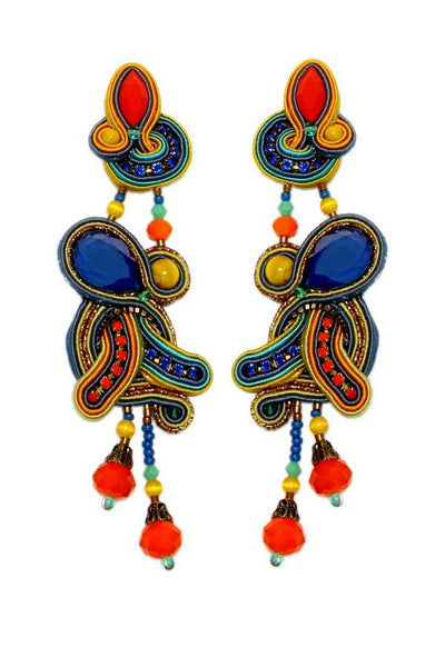 Aruba Statement Earrings
