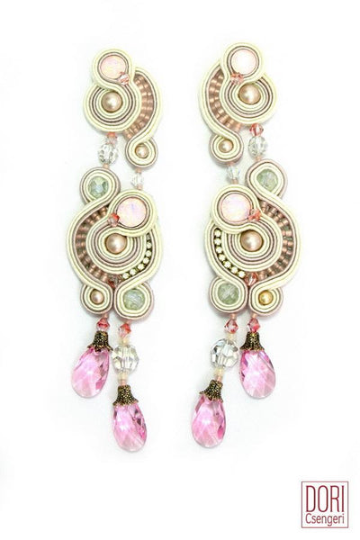 Harmony Statement Earrings
