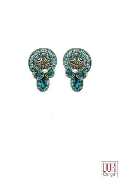 Brooke Ornate Earrings
