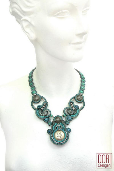 Brooke Statement Necklace
