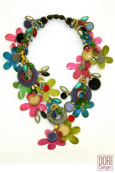 Bossa Nova Statement Necklace
