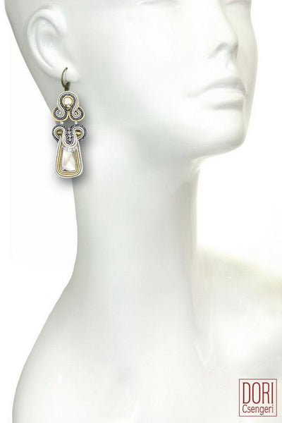 Calista Art Deco Earrings