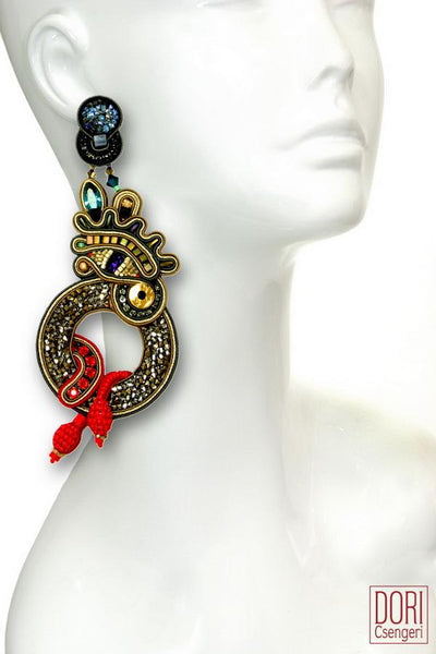Venetian Dream Couture Earrings
