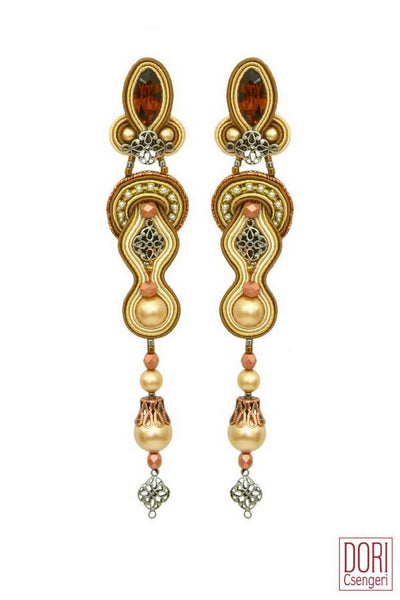 Claudia Evening Earrings