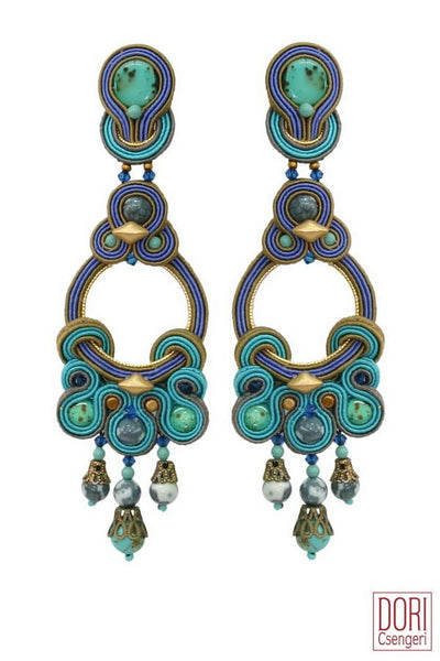 Cielo Chandelier Earrings