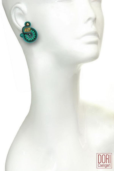 Cythera Beaded Earrings