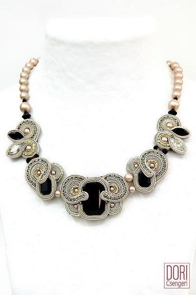 Desiree Art Deco Necklace