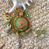 Eilat Resort Statement Shell Bracelet
